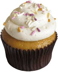 "Cupcake 2 5"" Double Vanilla"