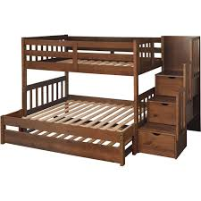 Twin Over Twin Bunk Beds With Trundle by Bedroom Twin Over Full Bunk Beds With Desk And Twin Over Full