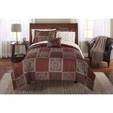 California King Bed Sets Walmart by California King Bed In A Bag Sets