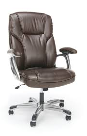 Essentials By OFM High-Back Bonded Leather Executive Chair With ... Odessa High Back Executive Chair Adjustable Armrests Chrome Base Amazonbasics Black Review Youtube Back Chairleatherette Home Fniture On Carousell Shop Bodybilt 272508 Cosset Highback By Sertapedic Srj48965 Der300t1blk Derby Faux Leather Office 121 Jersey Faced Armchair Cheap Boss Transitional Highback Walmartcom Amazoncom Essentials Fabchair Ayrus With Ribbed Cushion Edge High Meshback Executive Chair With Lumbar Support Ofx Office