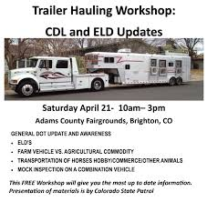 Transportation Compliance And Safety Workshops- Adams - Colorado ... Truck Drivers Indicted In Two Separate 5fatality 2015 Crashes On I General Trucking Warrenmi Truck Trailer Transport Express Freight Logistic Diesel Mack Filerefurbished 1930 Truckjpg Wikimedia Commons Home Dsr Bowmanville Standish Transport General And Specialized From Quebec To Us Teamsters Chief Fears Selfdriving Trucks May Be Unsafe Hit Sams Best Image Kusaboshicom Moving Companies Homepage