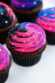 cozinha cupcakes galáxia 1