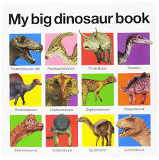 My Big Dinosaur Book: Roger Priddy: 9780312513061: Amazon.com: Books The Big Blog Of Kids Comics Tellatale Buster Bulldozer My Truck Book Childrens Book On Big Trucks For Kids Who Priddy Books First Trucks And Diggers Lets Get Driving Board Children Storybook Australian Accent Roger A Review Over 40 Mum To One Macmillan Tabbed Personalized Vehicle Boys With Photo Face Name Lot Bookmylot Twitter