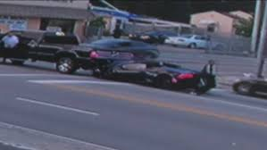 100 Truck Driver Jobs In Miami Bizarre Crash Sees Lamborghini Driver Flee On Foot Before Speeding