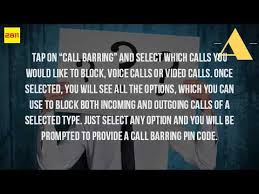 How Can I Block All In ing Calls