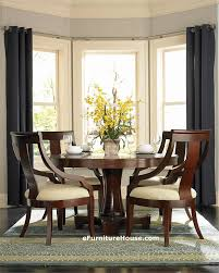 Cherry Wood Dining Room Sets Ar Summit Table And 6 Chairs Set