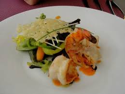 atelier cuisine lille amazing gambas appetizer picture of l atelier gourmand lille