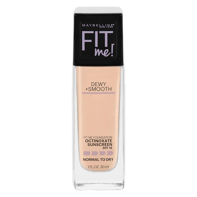 Maybelline New York Fit Me! Foundation - Ivory 115