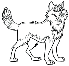 Coloring Pages Dog Breed To Print Page Husky Printable Breeds
