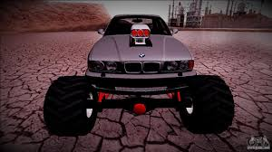 Bmw M5 E34 Monster Truck For Gta San Andreas Back View Car - BMWCase ... Gta Gaming Archive Stretch Monster Truck For San Andreas San Andreas How To Unlock The Monster Truck And Hotring Racer Hummer H1 By Gtaguy Seanorris Gta Mods Amc Javelin Amx 401 1971 Dodge Ram 2012 By Th3cz4r Youtube 5 Karin Rebel Bmw M5 E34 For Bmwcase Bmw Car And Ford E250 Pumbars Egoretz Glitches In Grand Theft Auto Wiki Fandom Neon Hot Wheels Baja Bone Shaker Pour Thrghout