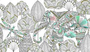 12 Best Pictures About Animal Kingdom Coloring Book For Adults At
