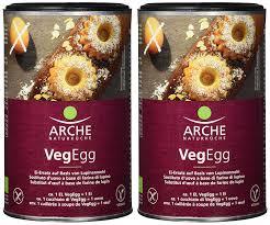 arche vegegg veganer ei ersatz 2er pack 2 x 175 g