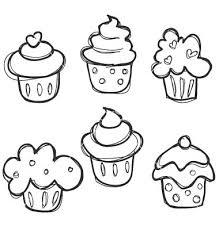 25 best Cupcake drawing ideas on Pinterest