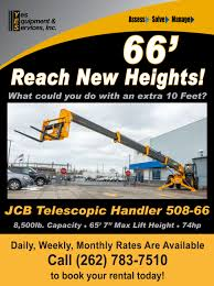 100 Truck Rental Milwaukee Rent JCB Construction AG Equipment Madison Wisconsin