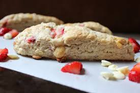 Pumpkin Scone Starbucks 2015 by Strawberry White Chocolate Scones Everyday Made Fresh
