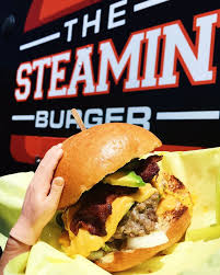 The Steamin' Burger - 68 Photos & 48 Reviews - Food Trucks - SoMa ... Hiller Food Trucks Lovely Fun Spring Wedding At The North Chapel The Butterscotch Girl Veggie Truckin Whisk On Wheels Iskonwheels Twitter More Is Less Mula Mobile Gourmet Aviation Bbb Business Profile Museum Kids Carnival San Jose 27 May Little Green Cyclo Mar 24 Sequoia Hs Booster Club Crab Feed Dinner Auction Planes Trains Hot Rods 15 July School Field Trips Karas Cupcakes Francisco Roaming Hunger Hiller Museum Food Trucks Foodstutialorg