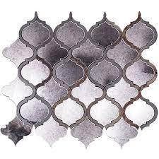 soho studio corp water jet mosaic mj vision lantern tile