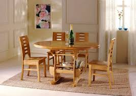 Short Legged Dining Table Chairs Designs For Round