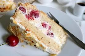 mandel kirsch torte