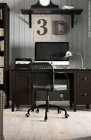 Ikea Hemnes Desk Hutch by 116 Best Ikea Home Office Black Images On Pinterest Ikea Office