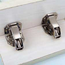 Blum 110 Kitchen Cabinet Hinges by 2pcs 90 Degree Easy Fitting Concealed Cabinet Kitchen Cupboard