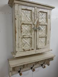 Breathtaking French Country Bathroom Wall Cabinet With Chrome Rustic Cabinets