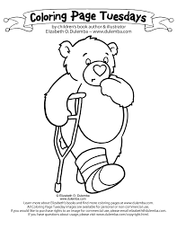 Coloring Page Tuesday Alert March 8 2011