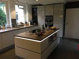 nobilia musterküche l küche mit kochinsel ausstellungsküche