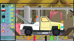 100 3d Tow Truck Games Tv Cartoons Movies 2019 Toy Garage Toy Factory S Kids Video
