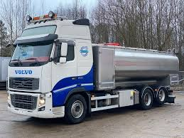 100 Feed Truck VOLVO FH16 600 Tanker Feed Truck