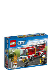LEGO | City Fire Ladder Truck 60107 | Myer Online Lego City Ugniagesi Automobilis Su Kopiomis 60107 Varlelt Ideas Product Ideas Realistic Fire Truck Fire Truck Engine Rescue Red Ladder Speed Champions Custom Engine Fire Truck In Responding Videos Light Sound Myer Online Lego 4208 Forest Chelsea Ldon Gumtree 7239 Toys Games On Carousell 60061 Airport Other Station Buy South Africa Takealotcom