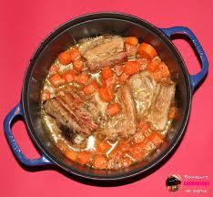 cuisiner des tendrons de veau tendrons de veau aux carottes bonheurs gourmands de