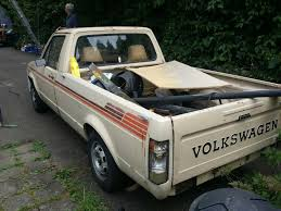 100 Rabbit Truck Find More 82 Diesel 16 Td For Sale At Up To 90 Off