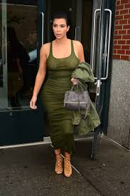 kim kardashian is keeping up with sheer maternity looks army