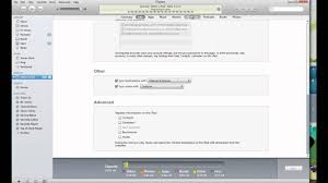 Sync Your Outlook Contacts on a PC with your iphone or ipad