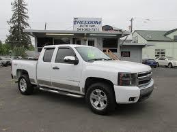 2007 CHEVROLET SILVERADO 1500 - Freedom Auto Inc.