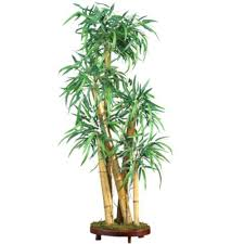 Ebay Christmas Trees India by Artificial Bamboo Tree Floral Decor Ebay