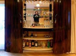 Bar : Gorgeous Home Bar Cabinet Designs With Two Siling Doors And ... Fniture Bar Cabinet Ideas Buy Home Wine Cool Bar Cabinets Cabinet Designs Cool Home With Homebarcabinetoutsideforkitchenpicture8 Design Compact Basement Cabinets 86 Dainty Image Good In Decor To Ding Room Amazing Rack Liquor Small Bars Modern Style Tall Awesome Best 25 Ideas On Pinterest Mini At Interior Living