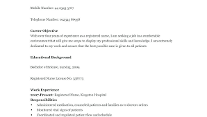 Nursing Tutor Jobs Latest Resume Format For Nurses Cover Letter Download With Glamorous Free Freshers Job Govt In India