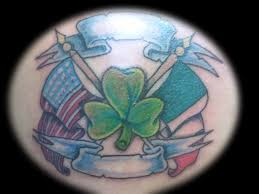 Irish American Italian By TattooJac