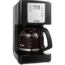 Mr Coffee Advanced Brew 12 Cup Programmable Maker Black JWX23WM