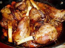 cuisiner une souris d agneau souris d agneau caramélisées au four recettes cuisine
