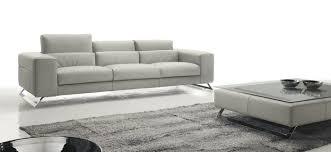 canapé cuir gris anthracite le canapé design italien en 80 photos pour relooker le salon