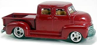 50's Chevy Truck – 80mm – 2006 | Hot Wheels Newsletter Chevy Truck Driving On Two Wheels Youtube Used Wheels Carviewsandreleasedatecom 18 Inch Lovely Black Rims Gmc 50s 80mm 2006 Hot Newsletter Custom Best Of Silverado 22 Tahoe Suburban 194666 6 Lug 300 The Hamb Awesome Oem Tires 2005 2500 20 8lug Magazine