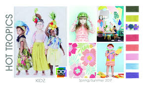 Design OptionsColor Trend Mood Boards SS 2017
