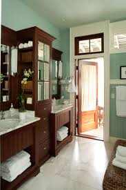 Master Bathroom Vanity With Makeup Area by 65 Calming Bathroom Retreats Southern Living