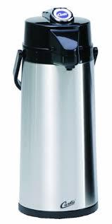 Wilbur Curtis Thermal Dispenser Air Pot 22L SS