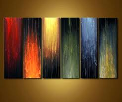 Canvas Abstract Painting Ideas On Easy
