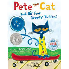 Pete The Cat Classroom Themes by Pete The Cat And His Four Groovy Buttons Walmart Com