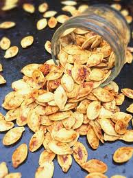 Toasting Pumpkin Seeds In The Oven by How To Roast Pumpkin Seeds The Lemon Bowl